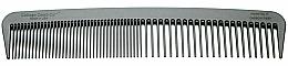 Парфюмерия и Козметика Гребен за коса - Chicago Comb Co CHICA-6-CF Model № 6 Carbon Fiber