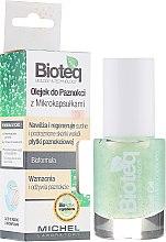 Парфюми, Парфюмерия, козметика Масло за нокти с микрокапсули - Bioteq Nail Oil With Microcapsules
