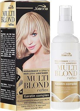 Спрей за изсветляване на косата - Joanna Multi Blond Spray