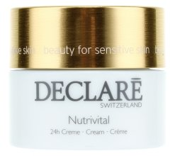 Подхранващ крем 24-часово действие - Declare Nutrivital 24 h Cream — снимка N2