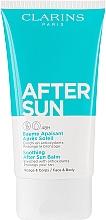 Парфюмерия и Козметика Успокояващ балсам след слънце за лице и тяло - Clarins Soothing After Sun Balm 48H