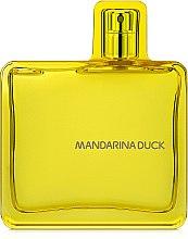Парфюмерия и Козметика Mandarina Duck - Тоалетна вода ( тестер с капачка )