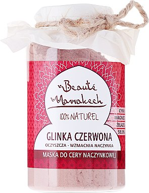 Мароканска червена глина - Beaute Marrakech Red Clay