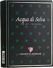 Парфюмерия и Козметика Visconti di Modrone Acqua di Selva - Одеколони