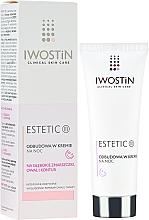 Парфюмерия и Козметика Възстановяващ нощен крем за лице - Iwostin Estetic 3 Restorative Night Cream