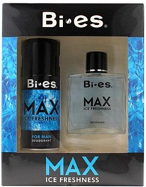Bi-Es Max - Комплект (balm/100ml + deo/150ml) — снимка N1