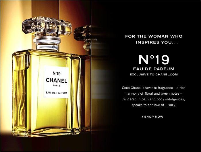 Chanel N19 - Парфюмна вода (тестер с капачка)  — снимка N3
