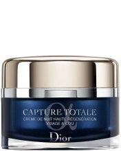 Парфюми, Парфюмерия, козметика Нощен възстановяващ крем за лице и шия - Christian Dior Capture Totale Nuit Intensive Night Restorative Creme