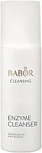 Парфюмерия и Козметика Почистваща ензимна пудра - Babor Enzyme Cleanser