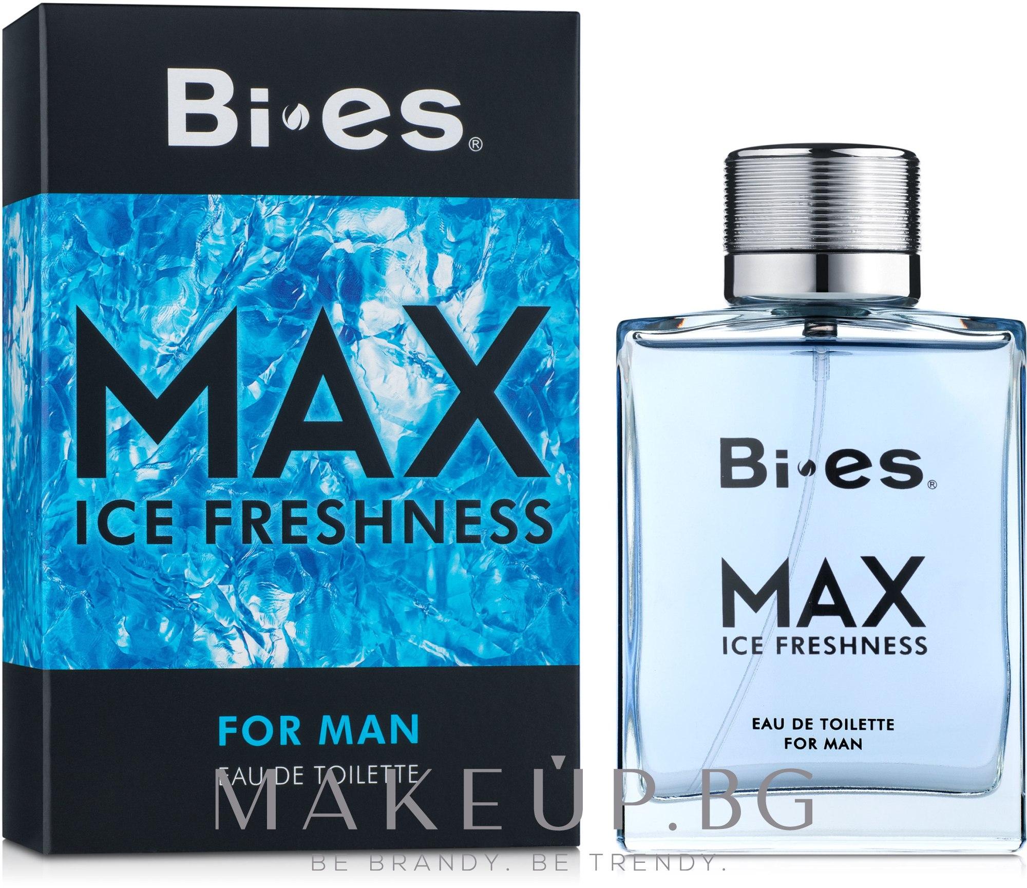 Bi-Es Max - Тоалетна вода — снимка 100 ml