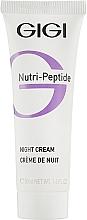 Парфюмерия и Козметика Пептиден нощен крем за лице - Gigi Nutri-Peptide Night Cream