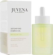 Парфюми, Парфюмерия, козметика Подхранващо масло за лице - Juvena Phyto De-Tox Detoxifying Essence Oil
