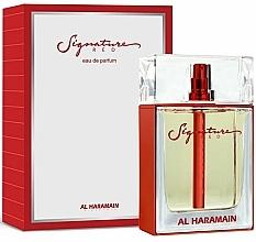 Парфюмерия и Козметика Al Haramain Signature Red - Парфюмна вода