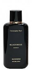 Парфюмерия и Козметика Christopher Dark Blackness - Парфюмна вода