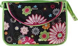 """Парфюми, Парфюмерия, козметика Козметична чанта """"Flower"""" 92701 - Top Choice"""