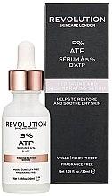 Възстановяващ серум за лице - Makeup Revolution Skincare 5% ATP Serum — снимка N2