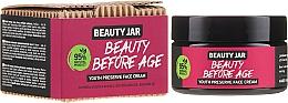 Парфюмерия и Козметика Антистареещ крем за лице - Beauty Jar Beauty Before Age Youth Preserve Face Cream