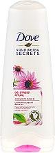 Парфюмерия и Козметика Балсам за коса с бял чай и ехинацея - Dove Nourishing Secrets De-Stress Ritual
