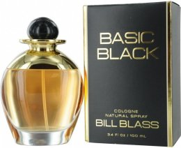 Парфюмерия и Козметика Bill Blass Basic Black - Одеколон ( тестер без капачка )