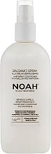 Парфюмерия и Козметика Спрей-балсам без отмиване - Noah Hair Spray Conditioner With Mallow And Hawthorn