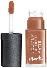 Парфюмерия и Козметика Матово червило - Avon Mark Liquid Lip Lacquer Matte