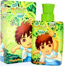 Парфюмерия и Козметика Marmol & Son Go Diego Go - Тоалетна вода