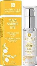 Парфюмерия и Козметика Серум-гел за околоочния контур - Erborian Yuza Sorbet Eye