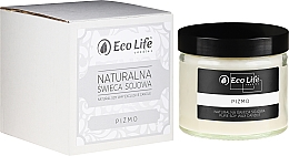"""Парфюмерия и Козметика Ароматна свещ """"Мускус"""" - Eco Life Candles"""