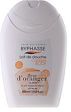 Парфюмерия и Козметика Душ крем - Byphasse Caresse Shower Cream Orange Blossom