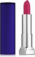 Парфюмерия и Козметика Червило за устни - Maybelline Color Sensational Matte Loaded Bolds