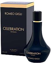 Парфюми, Парфюмерия, козметика Romeo Gigli Celebration Woman - Парфюма вода