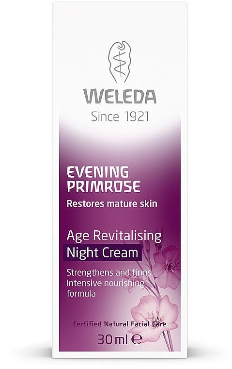 Нощен крем за зряла кожа - Weleda Evening Primrose Age Revitalizing Night Cream — снимка N2