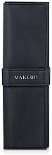 """Парфюмерия и Козметика Калъф за 10 четки, черен """"Basic"""" - Makeup"""