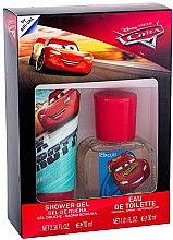 Парфюми, Парфюмерия, козметика Disney Cars - Комплект (тоал. вода/30ml + душ гел/70ml)