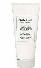 Парфюмерия и Козметика Възстановяващ крем за лице - Estelle & Thild BioCalm Ultra Rich Repair Cream