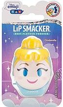 "Парфюмерия и Козметика Балсам за устни ""Пепеляшка"" - Lip Smacker Disney Emoji Cinderella Lip Bibbity Bobbity Berry"