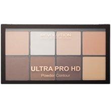Парфюмерия и Козметика Палитра за контуриране - Makeup Revolution HD Pro Powder Contour