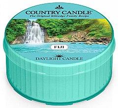 Парфюми, Парфюмерия, козметика Чаена свещ - Country Candle Fiji Daylight