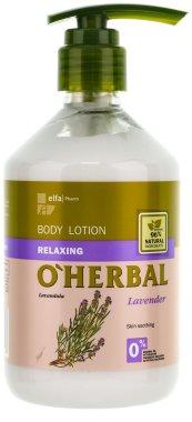 Релаксиращ лосион за тяло с екстракт от лавандула - O'Herbal Relaxing Lotion