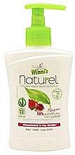 Парфюми, Парфюмерия, козметика Течен сапун за ръце с екстракт от нар - Winni's Naturel Liquid Hand Soap Mani Melograno
