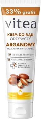 Подхранващ крем за ръце, арганов - Vitea Moisturizing Hand Cream Argan Oil — снимка N1