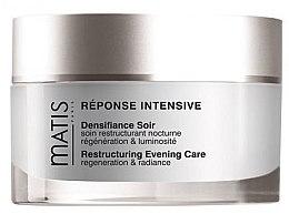 Парфюми, Парфюмерия, козметика Интензивен нощен крем против бръчки - Matis Reponse Intensive Densifiance Restructuring Evening Care