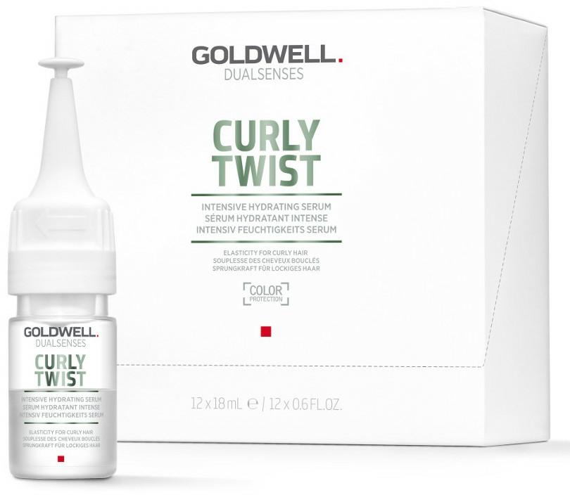 Серум за чуплива коса - Goldwell Dualsenses Curly Twist Intensive Hydrating Serum — снимка N1