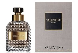 Парфюми, Парфюмерия, козметика Valentino Valentino Uomo - Комплект (edt 100ml + ash/b 100ml)