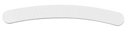 Парфюмерия и Козметика Пиличка за нокти, бяла, 100/180 - Tools For Beauty Nail File Banana White