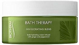 Парфюми, Парфюмерия, козметика Крем за тяло - Biotherm Bath Therapy Invigorating Blend Cream (тестер)