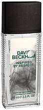 Парфюмерия и Козметика David Beckham Inspired by Respect - Парфюмен дезодорант спрей