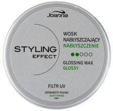 Парфюмерия и Козметика Восък за блясък - Joanna Styling Effect Glossing Wax