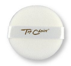 Парфюмерия и Козметика Тампон за пудра , 35838 - Top Choice