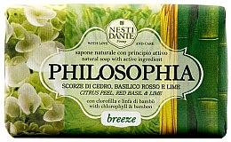 "Парфюмерия и Козметика Сапун ""Освежаващ бриз"" - Nesti Dante Philosophia Breeze"